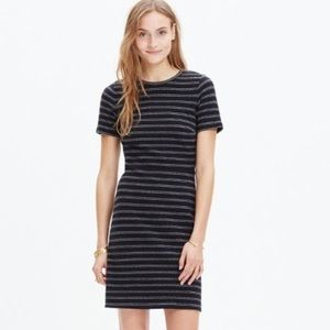 Madewell Striped Upstaged Dress